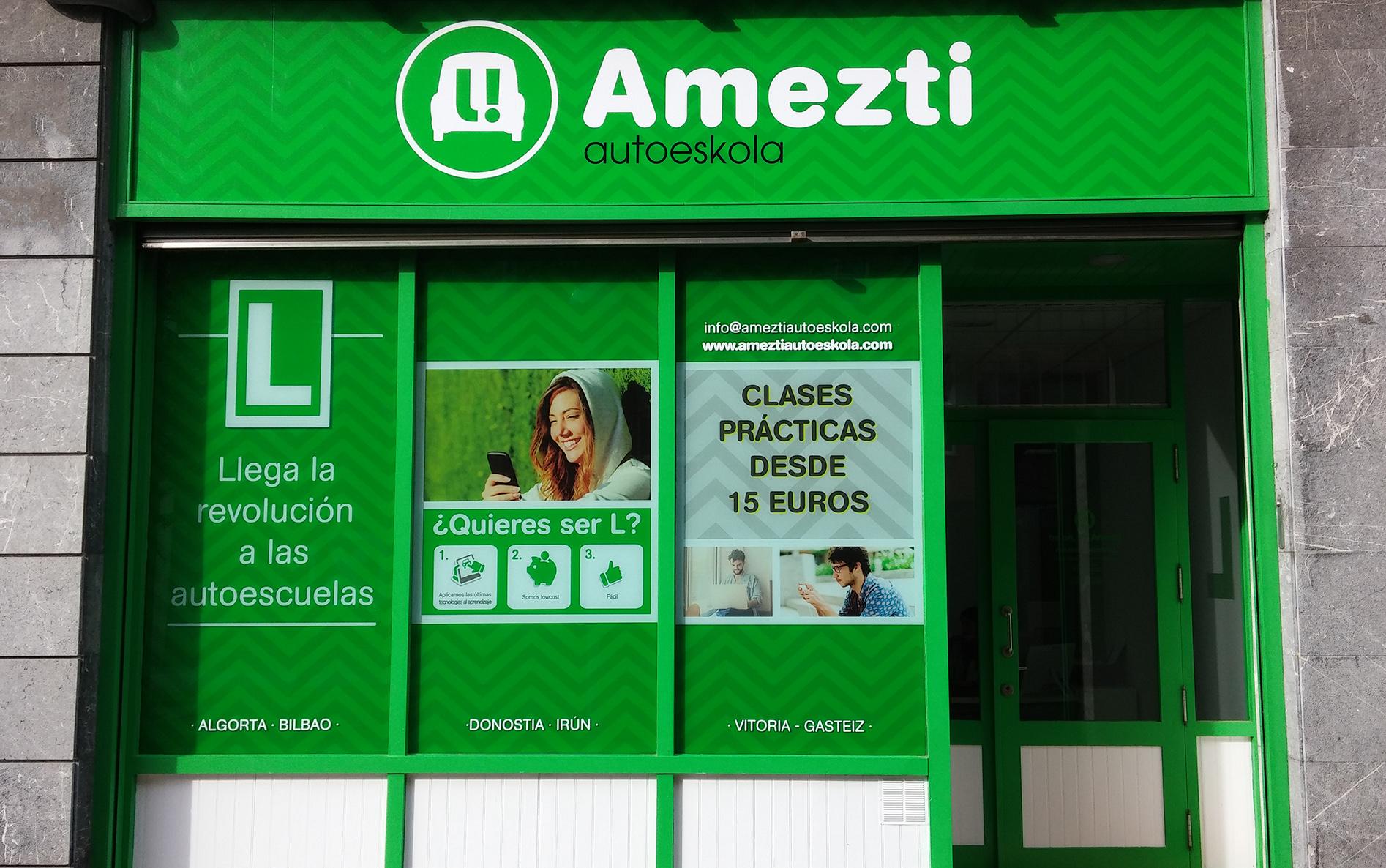 Amezti nueva marca