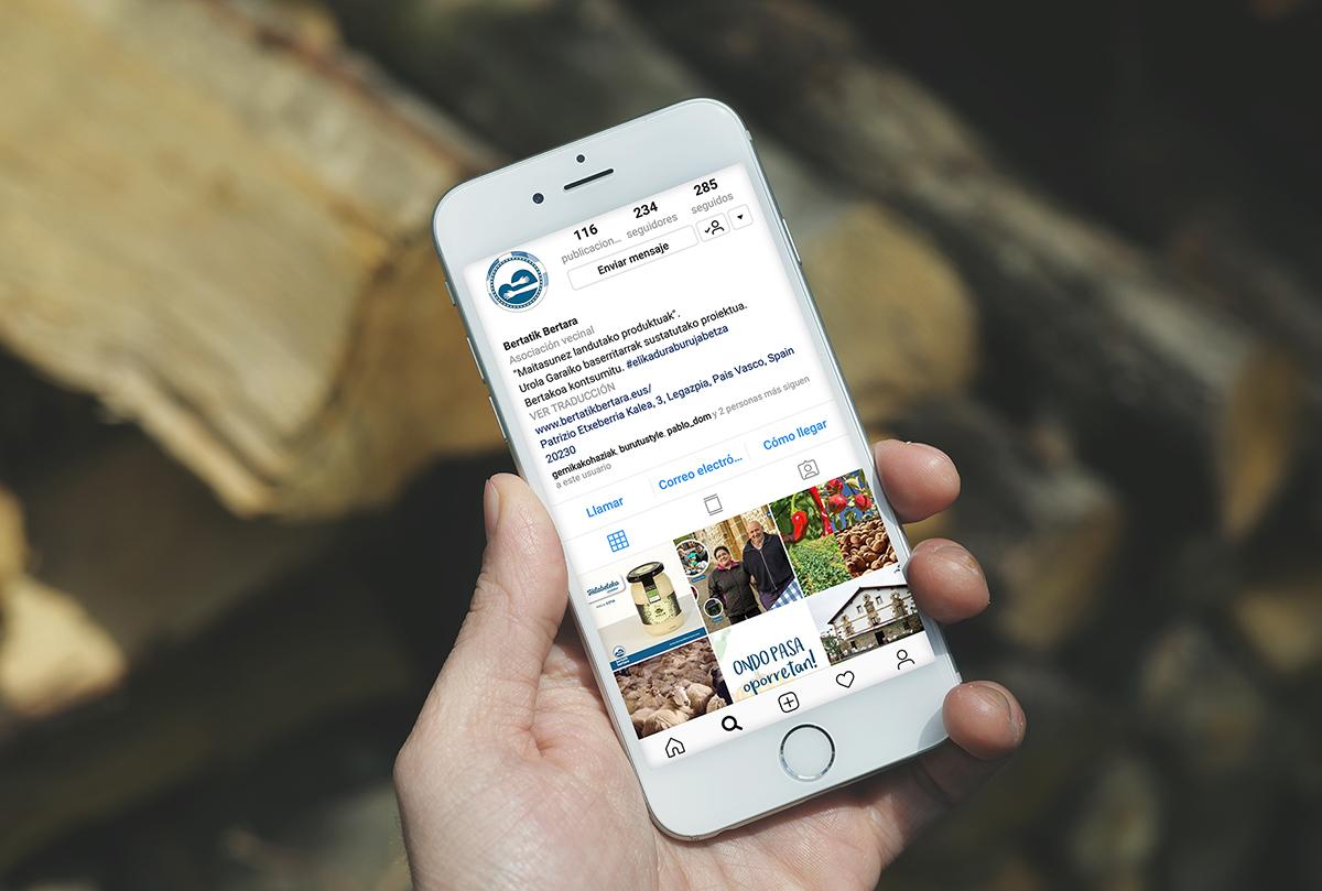 Bertatik Bertara Social Media plan burutu
