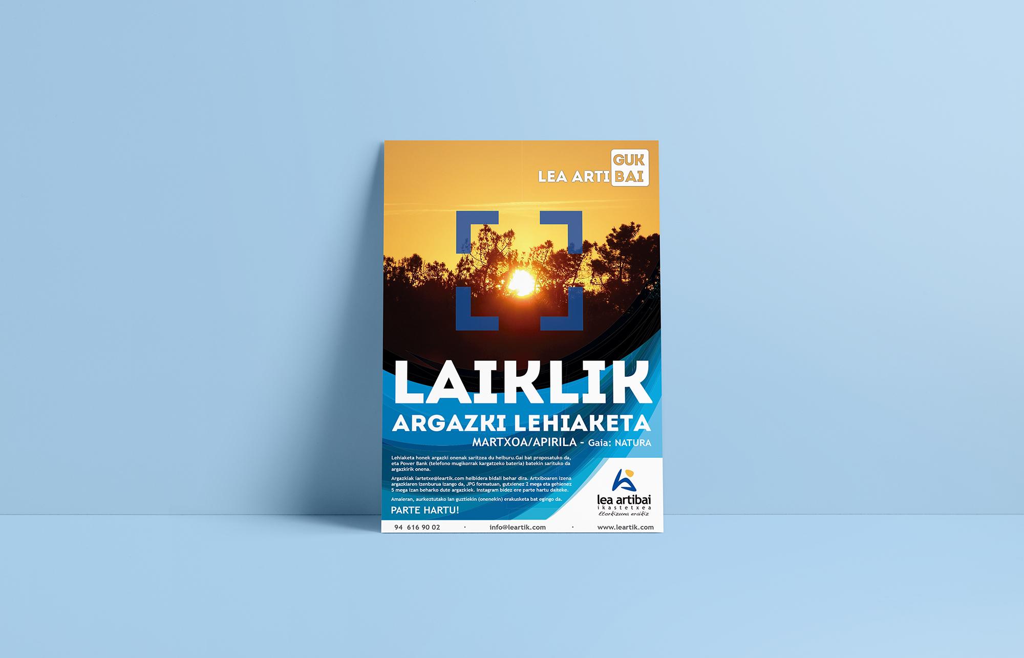 LAIKLIK Lea Artibai