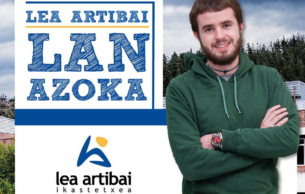 Lan Azoka Lea Artibai